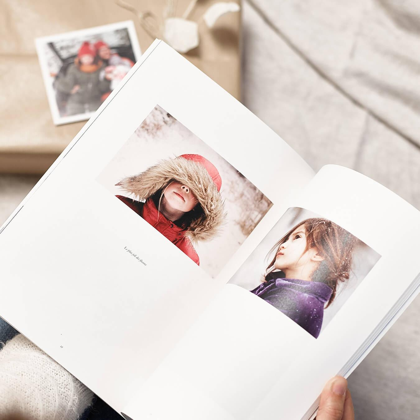 Innocence - Revue - Customized photo book