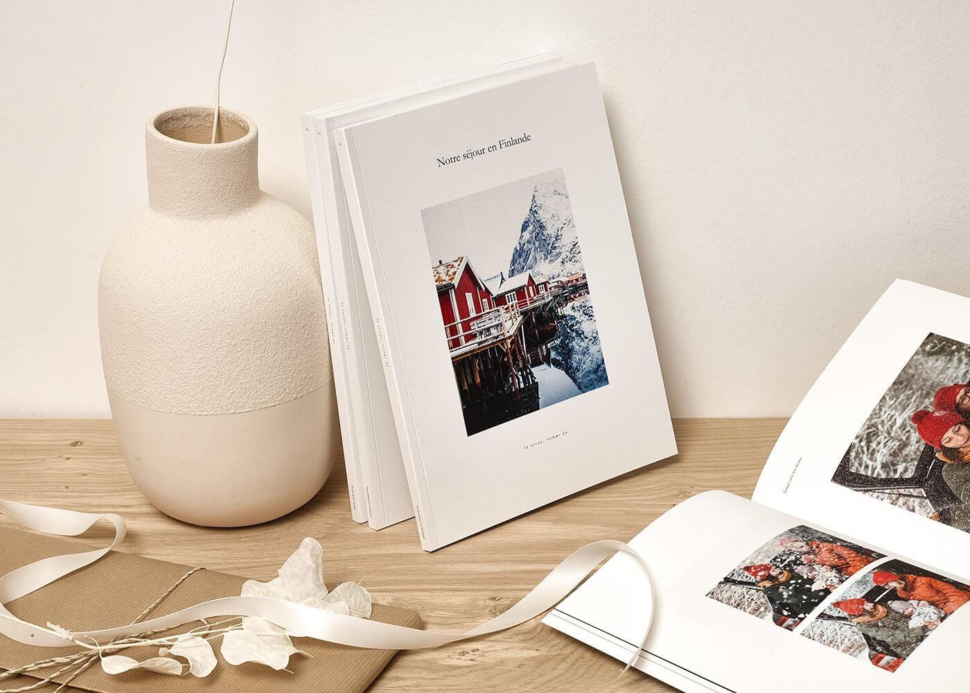 Innocence - Impression - Album photo de noel - Cadeau parfait - Edition des fêtes