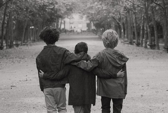Innocence - Précieux souvenirs - A propos - Notre histoire