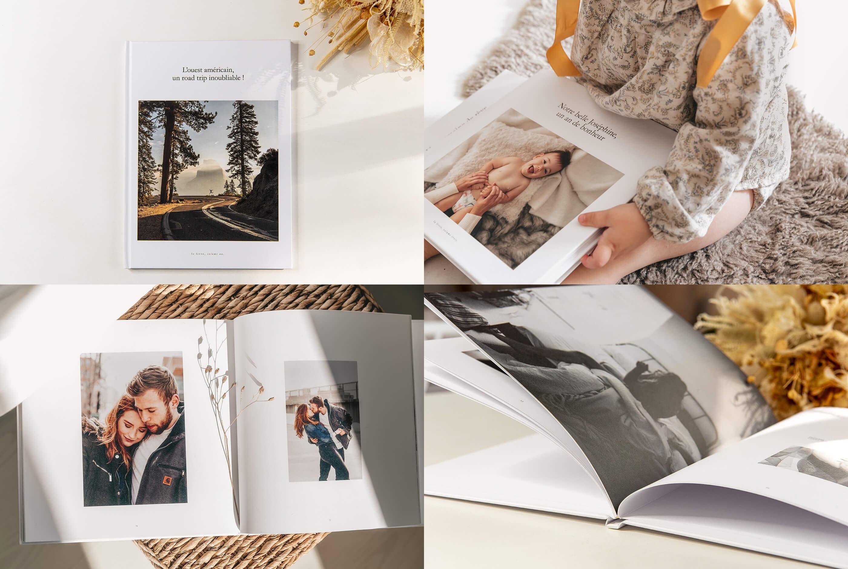 Innocence - Précieux souvenirs - Le livre - Mariage - Enfants - Famille - Album photo - Photo album - Hard cover photobook
