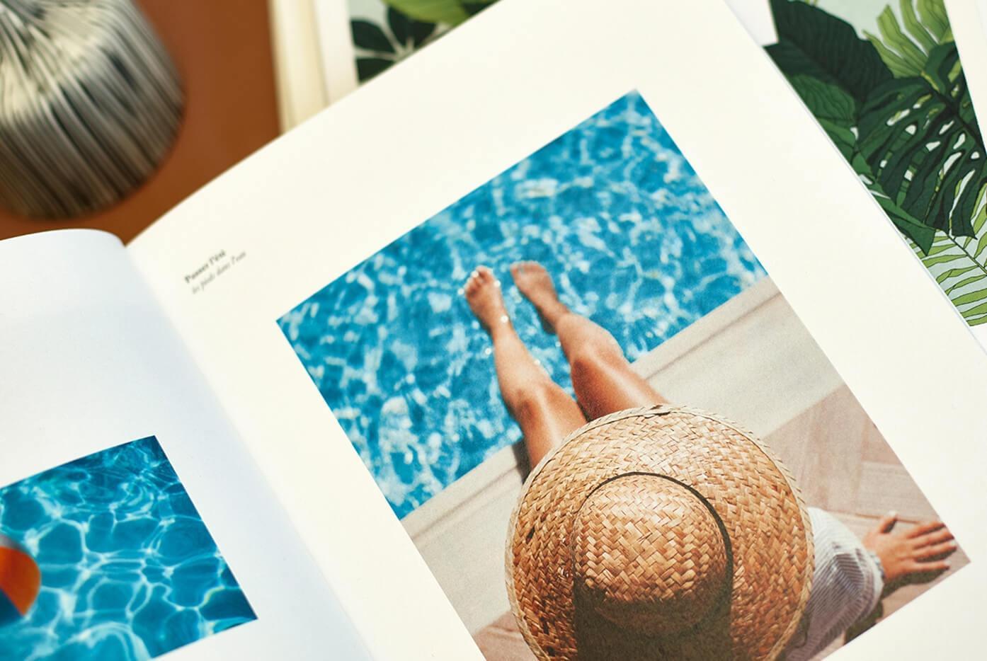 Innocence - Précieux souvenirs - Edition des vacances - Impression photos