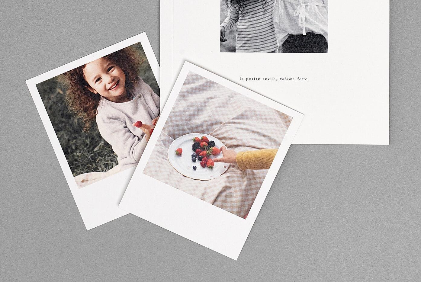 Innocence - Les retros - Album photo personnalisé