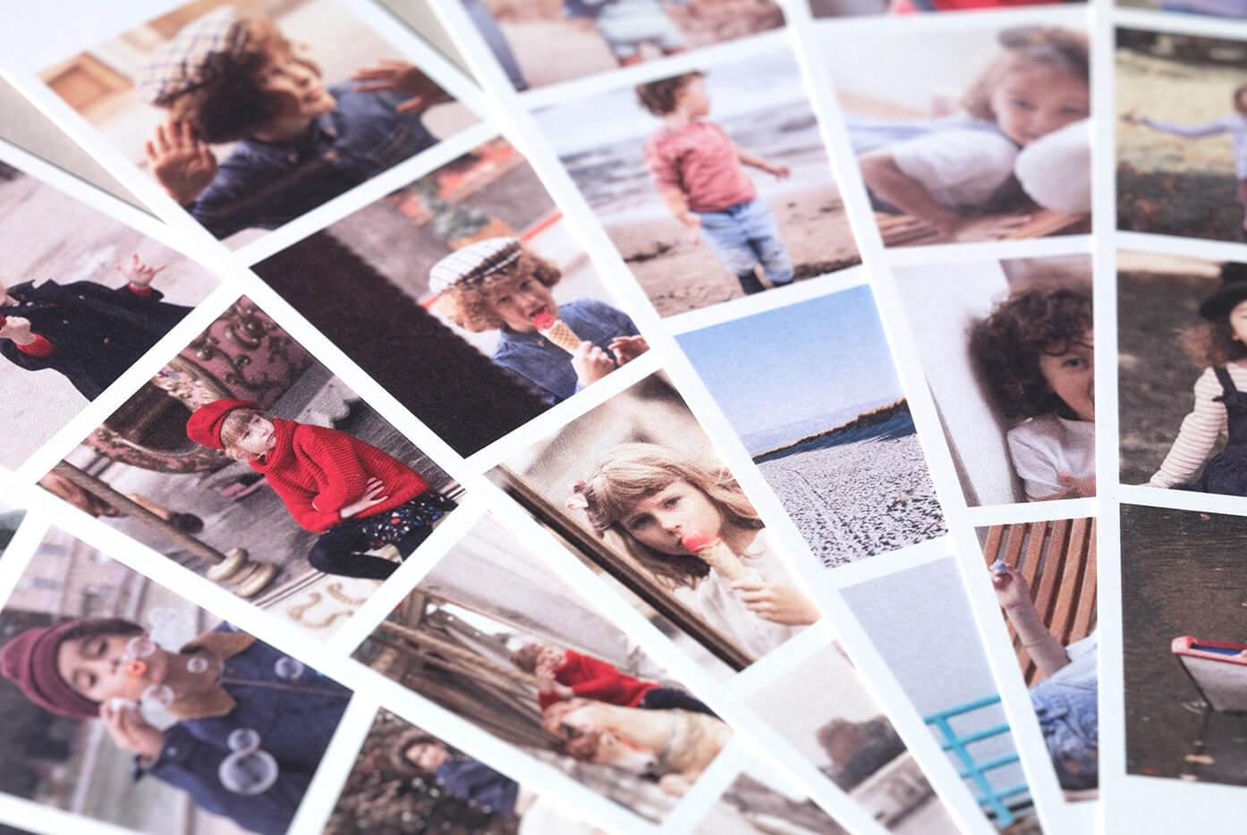 Innocence - Les photomatons - Tirage photo - Petit format