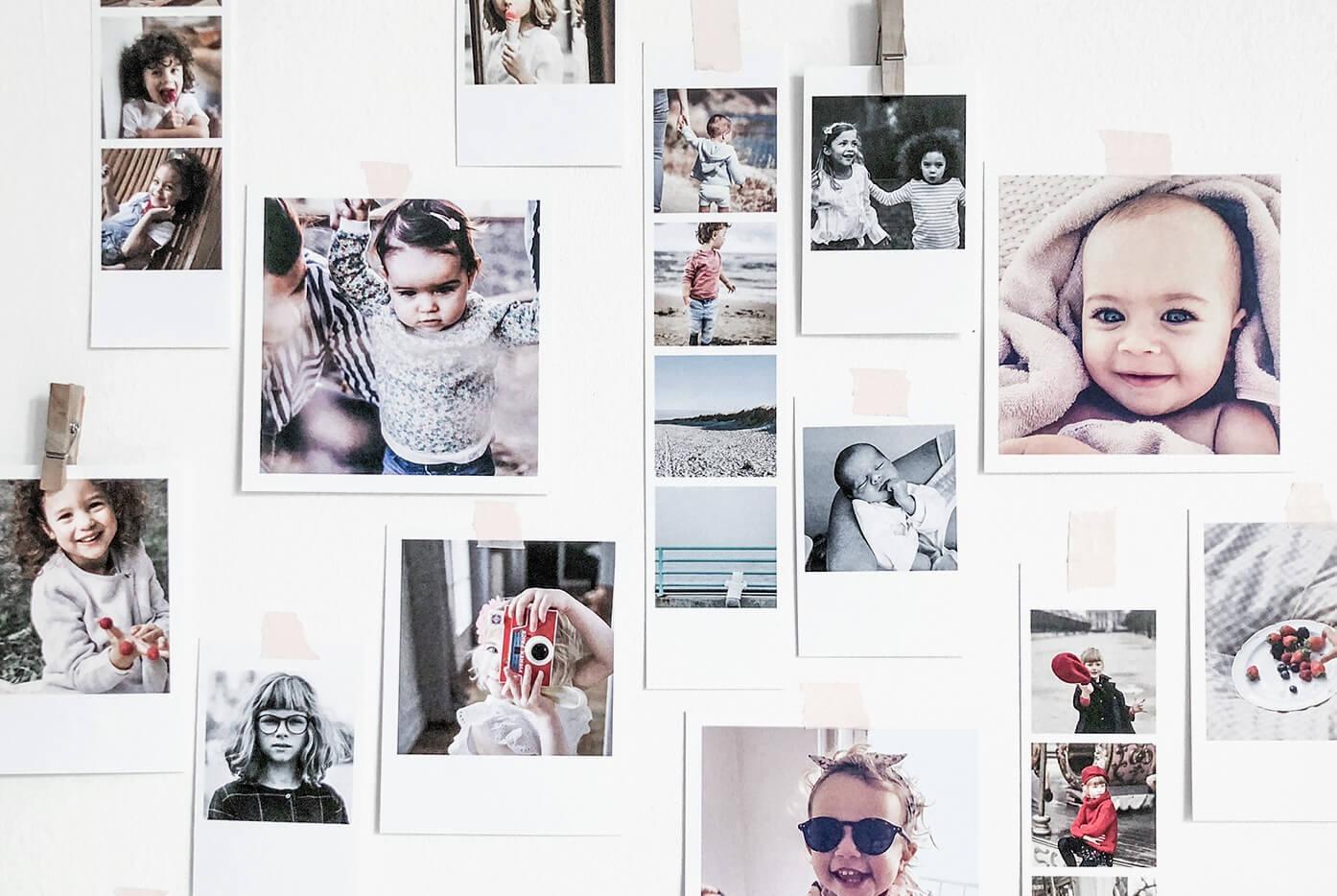 Innocence - Les photomatons - Album photo personnalisé