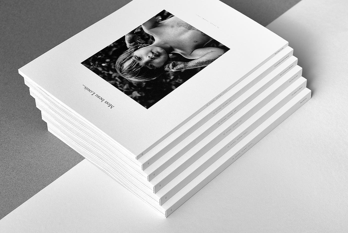Innocence - Revue - Album photo personnalisé